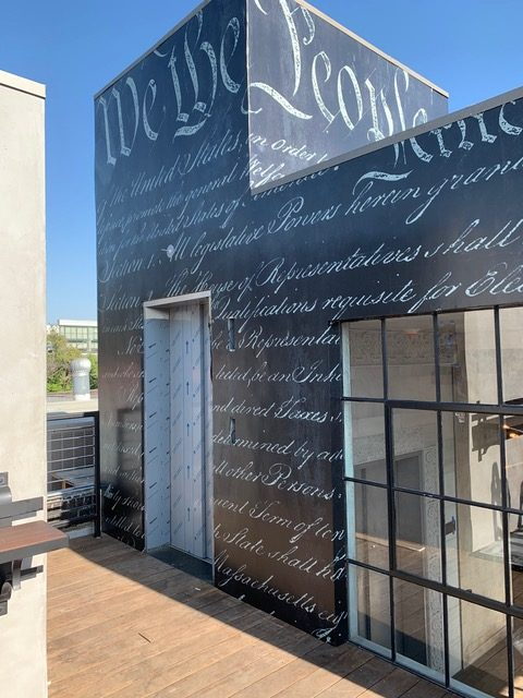 Building wraps make an outsize impression on your audience.