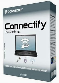 Connectify Hotspot 2015 Pro Crack + Activator Full Download