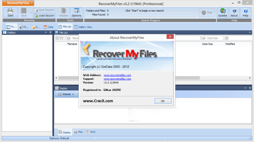 Recover My Files 5.2.1 Crack + Patch Full Free Download