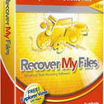 Recover My Files License Key & Crack {Tested} Free Download