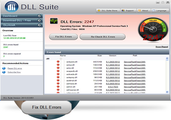 Dll Suite 90 License Key With Crack &