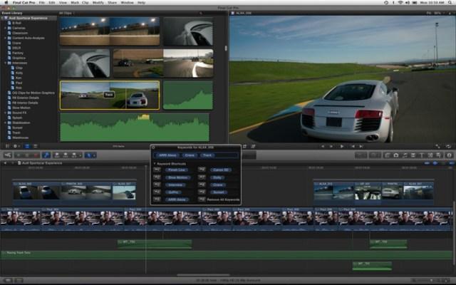 Final Cut Pro X Mac Full Free Download