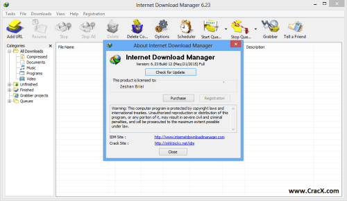 IDM 6.23 Crack Build 12 Keygen Serial Key Generator Download