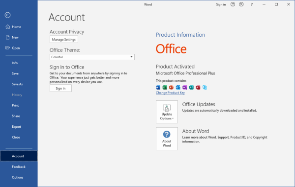 Microsoft Office Pro Plus Full License Key & Activator Download