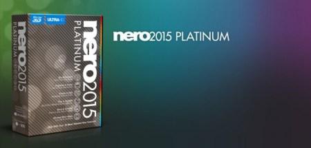 Nero 2015 Platinum Serial Key plus Crack Full Free Download
