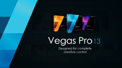 Sony Vegas Pro 13 Crack and Serial number Free Download