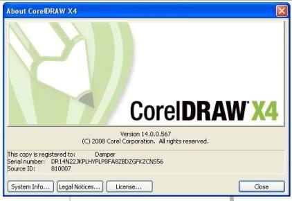 corel draw x4 keygen serial number crack full download