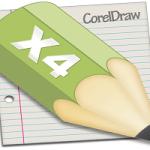 corel draw x4 serial number full free download