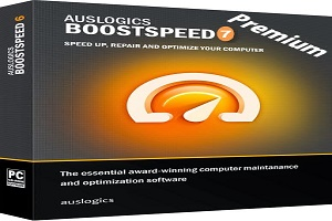 Auslogics BoostSpeed 7 Premium Serial Key Full Downlolad