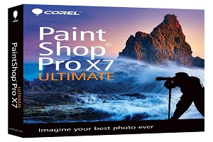 Corel PaintShop Pro X7 Ultimate Crack Serial Key Download