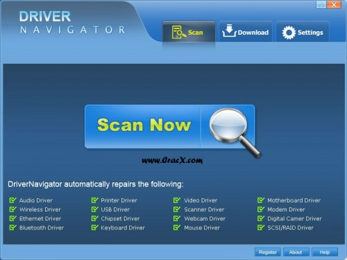 Driver Navigator License Key 2015 Crack Full Free Download