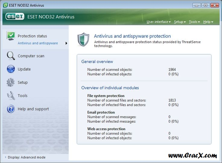code nod32 antivirus 5 crack