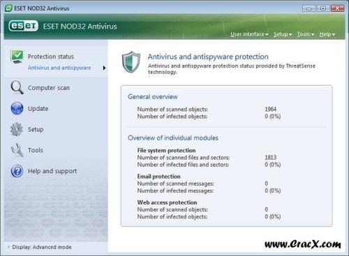 ESET NOD32 Antivirus 8 Key + Crack Full Free Download
