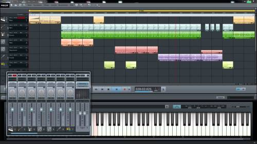 Magix Music Maker 2017 Premium Crack Free Download