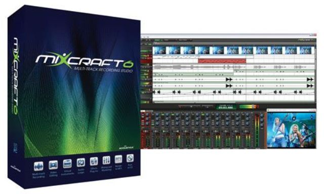 Mixcraft 6 Crack For Mac - optionsenergy's blog