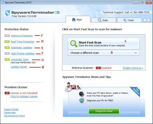 Spyware Terminator 2015 Premium Serial Keygen Full
