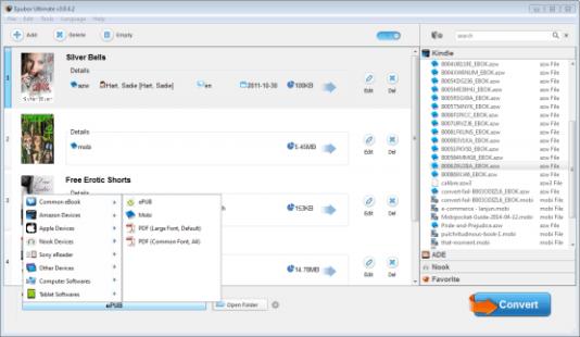 Epubor Ultimate Converter Crack + Lifetime Serial Key Full download