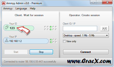 Ammyy Admin 3.5 Serial Key + License Crack Full Free Download