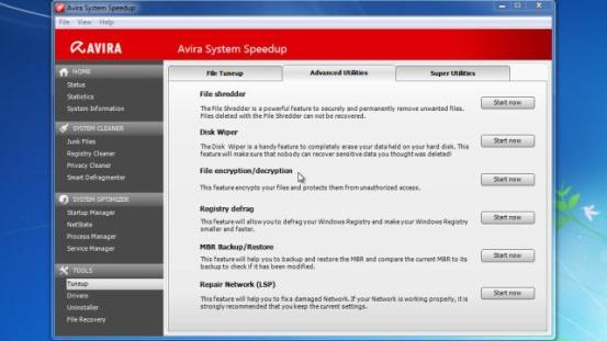 Avira System Speedup Key with Serial Crack Free Download