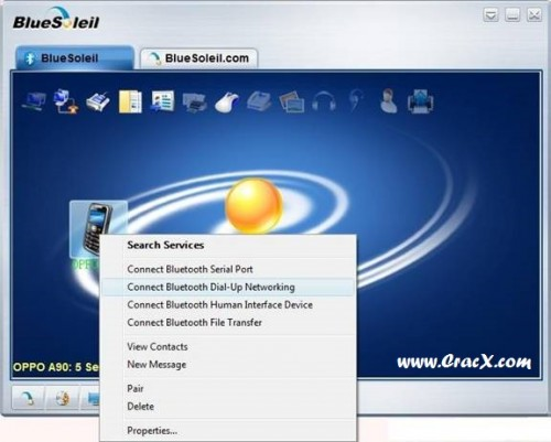 BlueSoleil 10 Activation Key + Crack Full Free Download