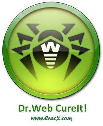 Dr.Web CureIt Crack + Serial Key Keygen Full Free Download
