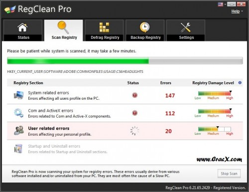 RegClean Pro Crack + Serial Key Full Version Free Download
