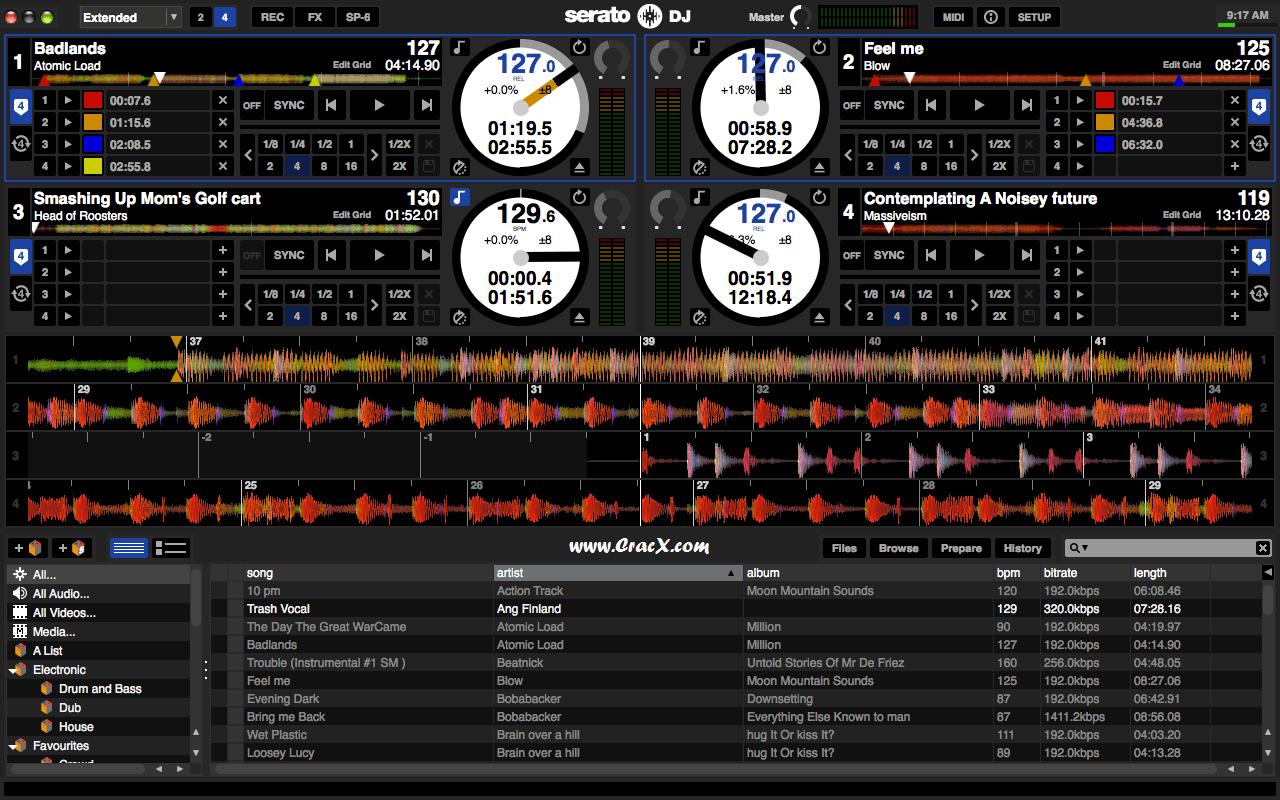 download serato dj 1.7.5 for mac