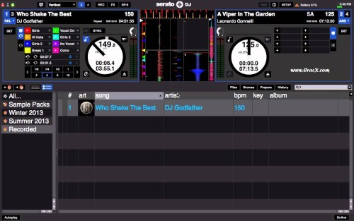 Serato DJ Serial Number Mac 1.7.5 Serial Keygen Free Download