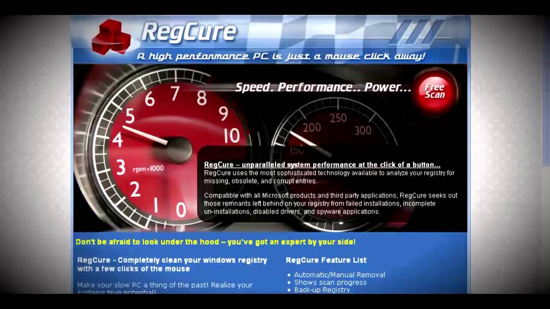 regcure pro free license key