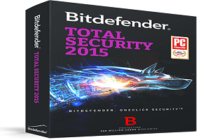 BitDefender Total Security 2015 Serial Keys Free Download