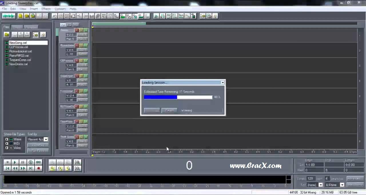 cool edit pro 2.1 registration key