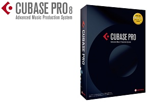 Cubase Pro 8 Crack Keygen with Serial Key Free Download