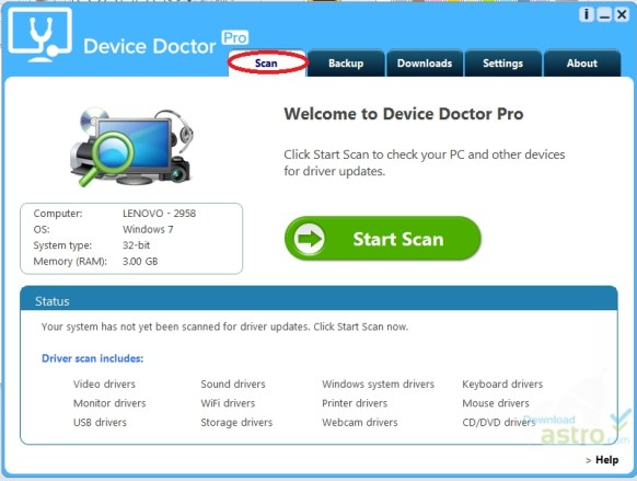 Device Doctor 1.9 Pro License Key Generator with Crack Free