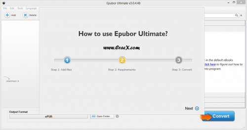 Epubor Ultimate Converter Serial Key Full Download