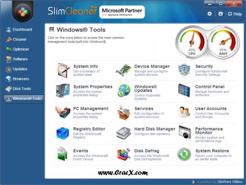 SlimCleaner Plus Serial Number + Keygen Full Free Download