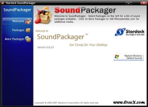 Stardock SoundPackager 1.3 Keygen + Serial key Free Download