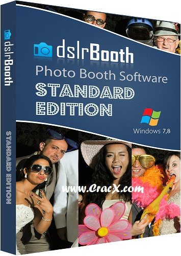 dslrBooth Crack + Serial Key 4.8 Full Version Free Download