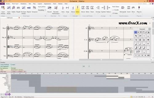 Avid Sibelius 7 Generic Patch + Crack Full Free Download