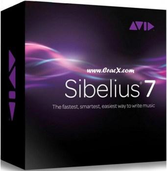 Avid Sibelius 7 Serial Number plus Crack Full Free Download