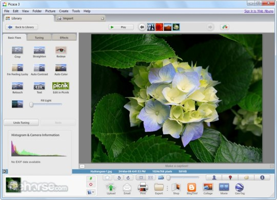 Picasa 3.9 Crack Build 138.151 Full Version Free Download