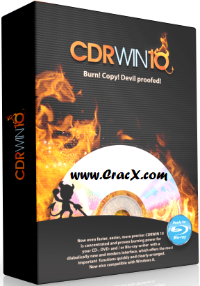 CDRWIN 10 Serial Number, Keygen Crack Full Free Download