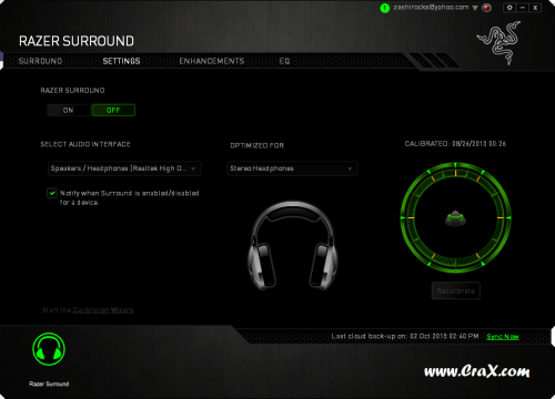 Razer Surround Pro Crack 2015 Serial Key Full Free Download