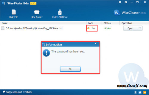 Wise Folder Hider Pro Keygen 3.28 Product Key Free Download