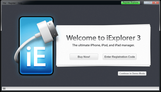 iExplorer 3 Registration Code & Keygen Mac Free Download