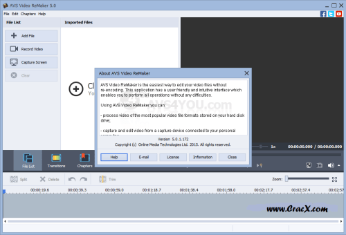 AVS Video ReMaker 5.0 Keygen Patch Free Download