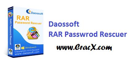Daossoft RAR Password Rescuer 7 Crack Key Full Download