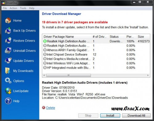 DriverDoc Keygen 1.52 Activation Code Full Free Download