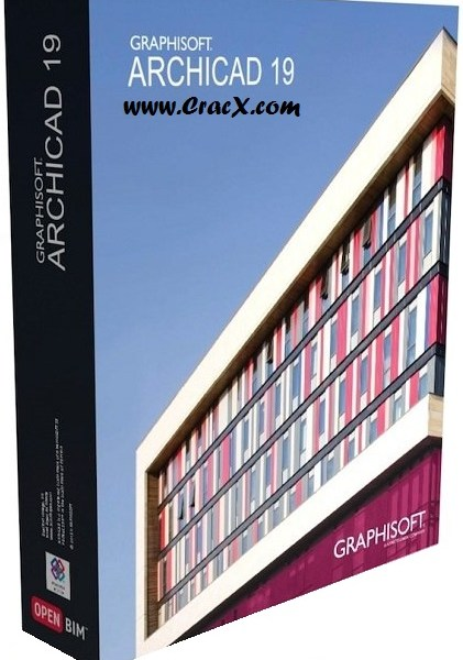 Graphisoft ArchiCAD 19 Crack, Serial Key Full Free Download