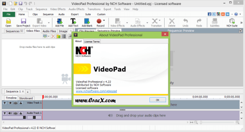 videopad full version  + crack