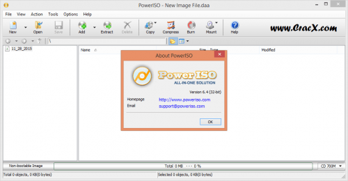 PowerISO 6.4 Activation Crack + Patch Full Free Download